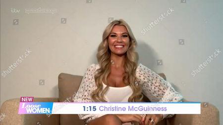 Christine McGuinness