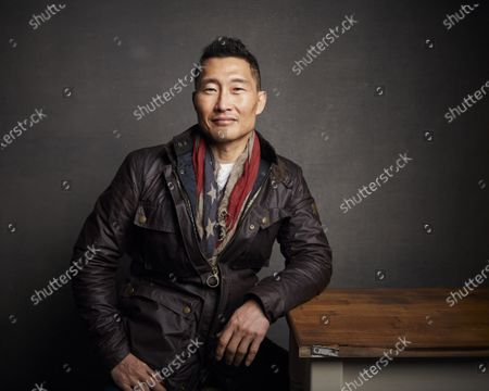 "Daniel Dae Kim poses for a portrait to promote the film ""Blast Beat"" at the Music Lodge during the Sundance Film Festival in Park City, Utah. The PBS documentary series ""Asian Americans"" that airs next week is a sweeping look at their impact on society, politics and pop culture between the mid-19th century and 9/11. The show features reflections from people like U.S. Sen. Tammy Duckworth and ""Fresh Off the Boat"" star Randall Park. It's co-narrated by Kim"