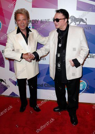 Siegfried & Roy - Siegfried Fischbacher and Roy Horn
