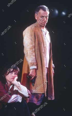 Editorial picture of 'Flight' Play performed in the Olivier Theatre, National Theatre, London, UK 1998 - 08 May 2020