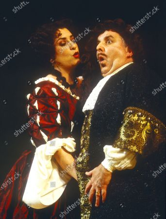 Caroline Quentin. Anthony O'Donnell