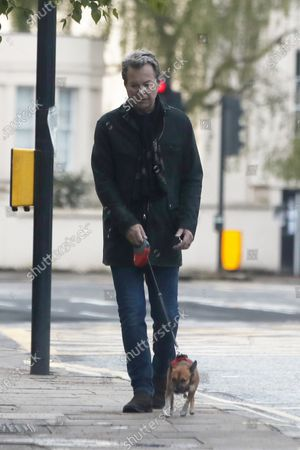 Editorial image of Julian Clary out and about, London, UK - 08 May 2020