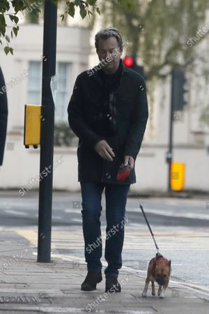 Editorial photo of Julian Clary out and about, London, UK - 08 May 2020
