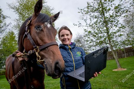 Editorial picture of Katie Walsh Feature, Greenhills Farm, Kill, Co. Kildare - 09 May 2020