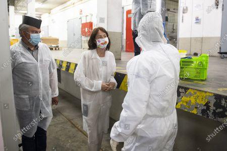 Editorial photo of Coronavirus outbreak, Brussels, Belgium - 06 May 2020