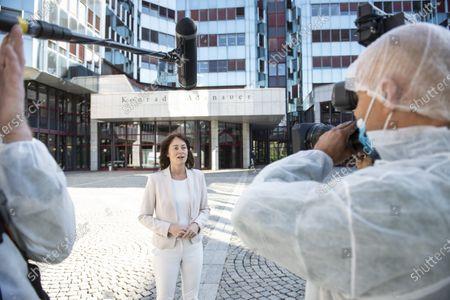 Editorial picture of Coronavirus outbreak, Brussels, Belgium - 06 May 2020