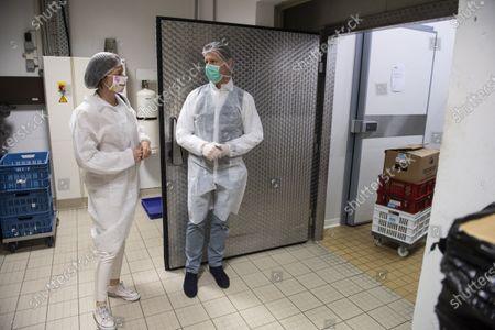 Editorial image of Coronavirus outbreak, Brussels, Belgium - 06 May 2020