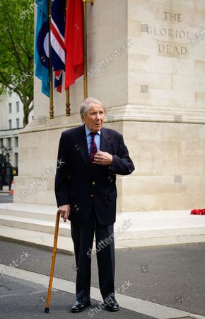 Editorial picture of VE Day, London, UK - 08 May 2020