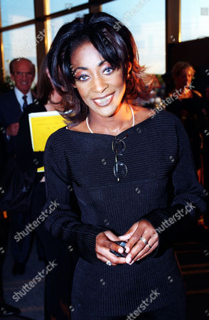 Vernie Bennett From The Group Eternal At Film Premiere Of When We Were Kings At Newham Cinema