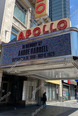 The Apollo Pays Honor To Music Legends Little Richard And Andre Harrell
