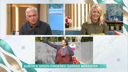 Phillip Schofield, Holly Willoughby and Alison Hammond