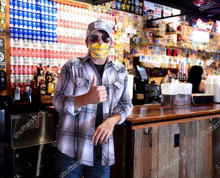 Editorial photo of John Rich reopens Redneck Riviera, Nashville, USA - 11 May 2020