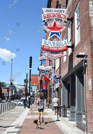 Editorial picture of John Rich reopens Redneck Riviera, Nashville, USA - 11 May 2020
