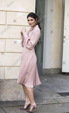 Editorial image of Milan during Women's Fashion Week, Milan, Italy - 20 Feb 2020