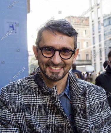 Simone Marchetti, director of Vanity Fair Italia