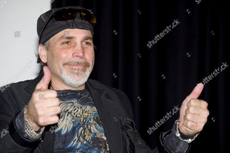Editorial photo of Robbie Knievel announces plans to stage a record attempt jump, Battersea Power Station, London, Britain - 15 Dec 2009