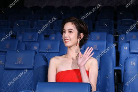 Editorial picture of 22nd Taipei film festival press conference,Taiwan, China - 11 May 2020
