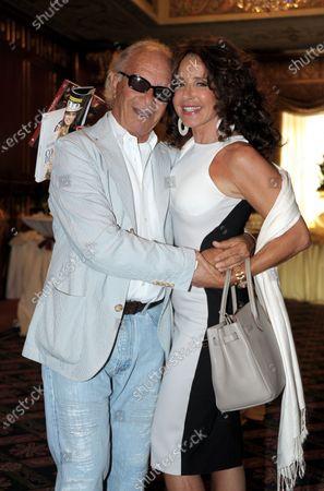 Bob Krieger and Gabriella Dompe