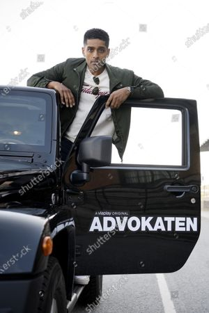 Editorial image of 'The Lawyer' TV show photocall, Stockholm, Sweden - 08 May 2020