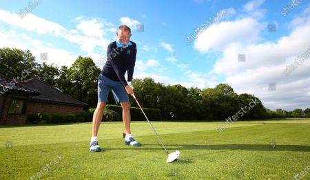 Editorial picture of Golf Courses re-open in England, London, UK - 13 May 2020