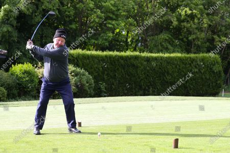 Editorial photo of Golf Courses re-open in England, London, UK - 13 May 2020