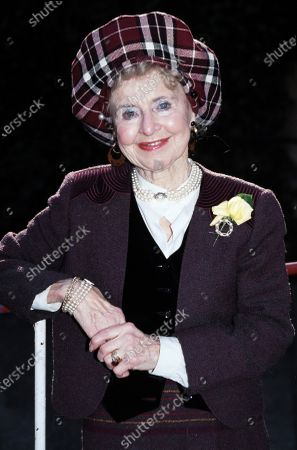 Stock Image of Molly Weir c.1991
