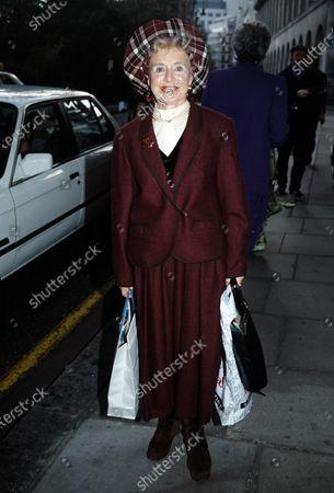 Molly Weir c.1991