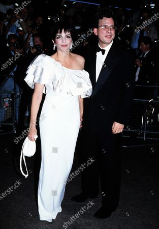 Liza Minnelli and Billy Stritch 1991