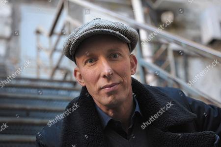 Editorial picture of Director Erik Gandini in Rome, Italy - 16 Dec 2009