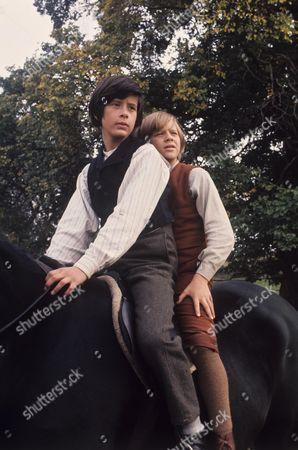 Roderick Shaw and Tony Maiden