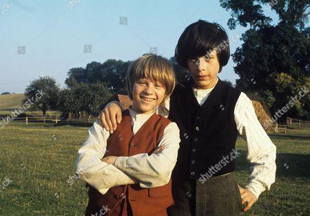 Tony Maiden and Roderick Shaw