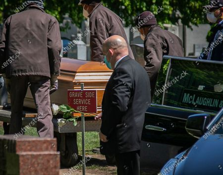 Editorial image of Virus Outbreak Funerals, New York, United States - 13 May 2020