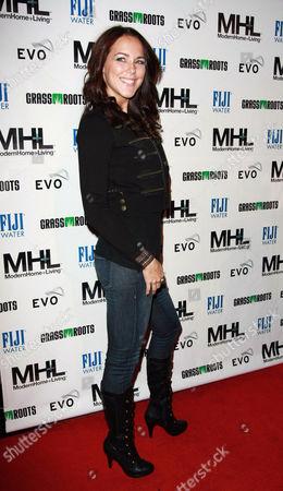 Stock Photo of Julia Anderson