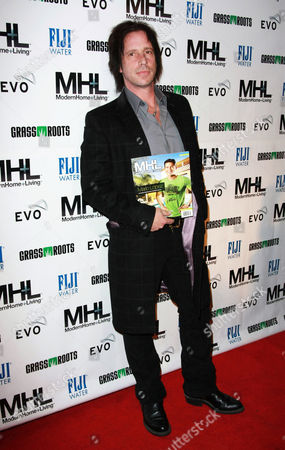 Editorial image of Exclusive Holiday Event Celebrating The Premiere of MH L Magazine, Los Angeles, America - 15 Dec 2009