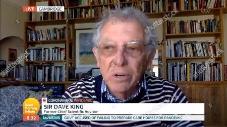 Sir Dave King