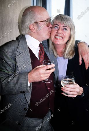 Stock Photo of Kenneth Waller and Wincey Willis c.1989
