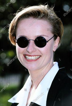 Catherine Rabett c.1992