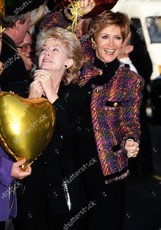 Gloria Hunniford and Judi Spiers c.1992