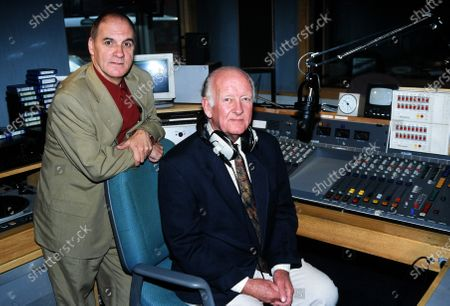 Frank Bough and Brian Hayes 1994