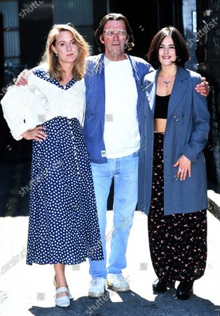 Kathryn Harrison, Tom Bell and Tracey Whitehall 1994