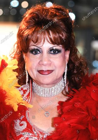 Stock Image of Margarita Pracatan 1996