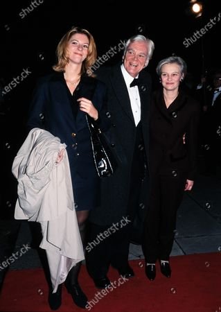 Antony ' Antony Booth with wife and daughter 1996