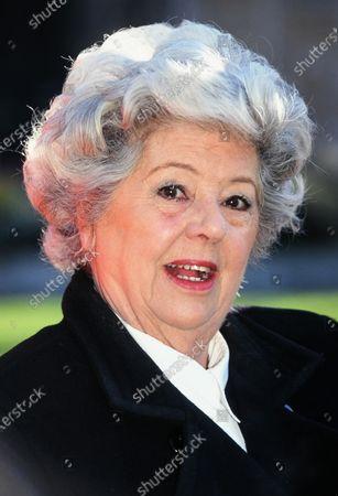 Dame Betty Boothroyd 1999