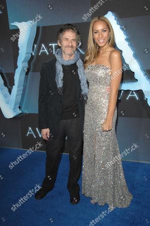 James Horner and Leona Lewis