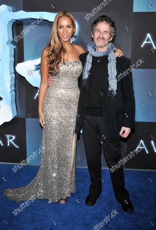 Leona Lewis and James Horner
