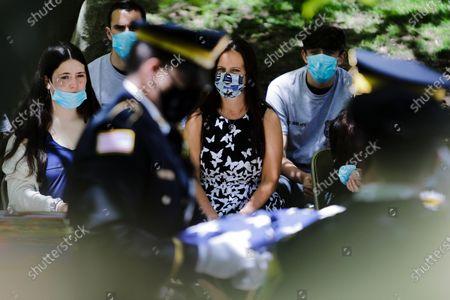 Editorial image of Virus Outbreak New Jersey, Glen Ridge, United States - 14 May 2020