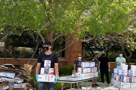World-renowned magician and headliner Criss Angel provides $250,000 worth of donations to 100 families being treated at Cure 4 the Kids Foundation