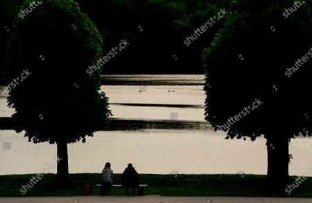 Editorial image of A visit to Moritzburg Castle Park, Germany - 14 May 2020