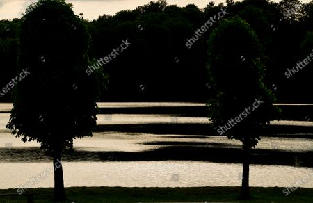 Editorial picture of A visit to Moritzburg Castle Park, Germany - 14 May 2020