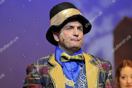 Editorial picture of 'The Wizard of Oz' Pantomime at Weymouth, Dorset, Britain - 17 Dec 2009
